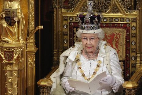 Academies Queen's speech