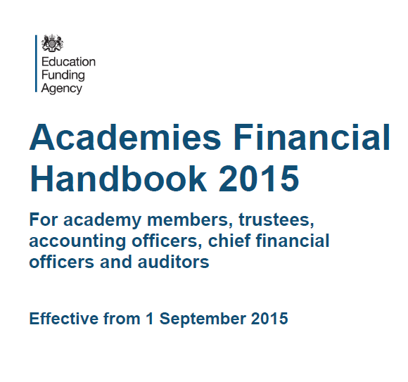 Academy Financial Handbook 2015