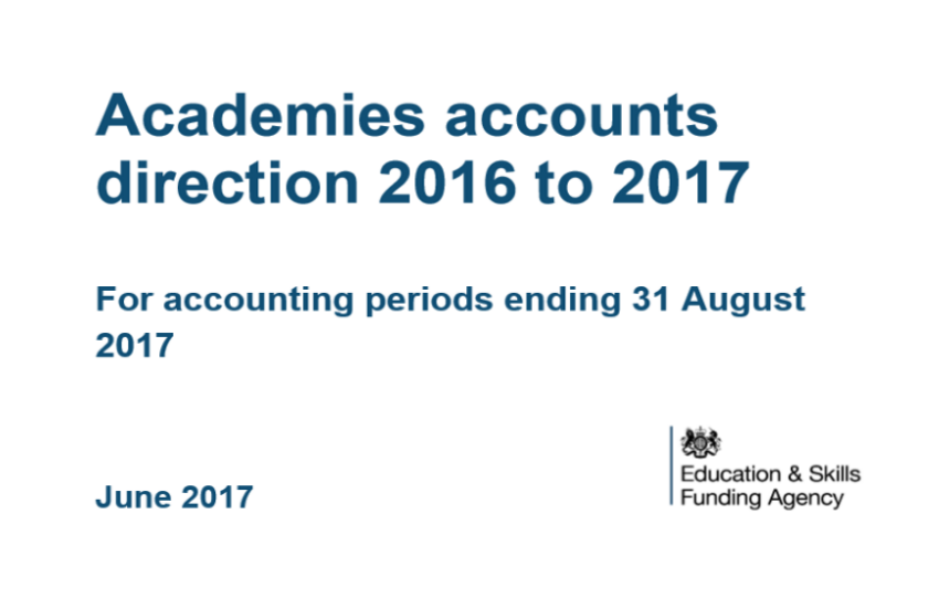 2016-17 Accounts Direction